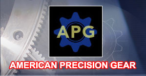 American Precision Gear Co. Designer/Manufacturer of Gears, Racks and Pulleys