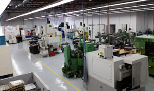 American Precision Gear Facility - Inside