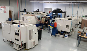 American Precision Gear Facility Work Space