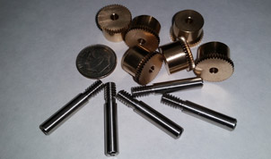Bronze Alloy Worm Gears