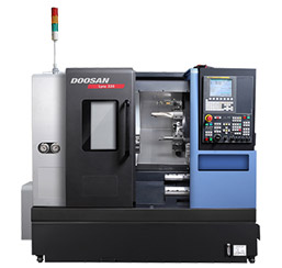 Doosan TC-Horizontal Lynx Series CNC Turning Maching