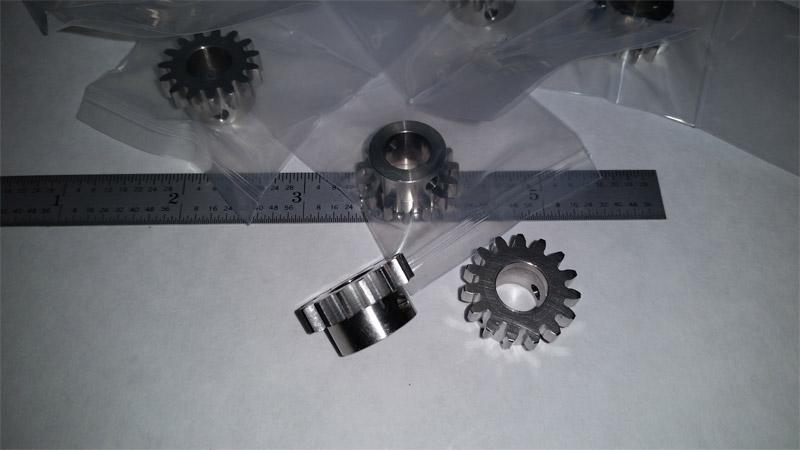 Miniature Medical Gears - American Precision Gear Co