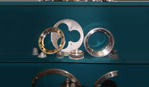 American Precision Gear Co., Inc. Designer/Manufacturer of Gears and Pulleys